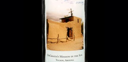 DeGrazia's Mission in the Sun Candle