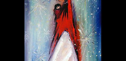 Navajo Madonna Trivet