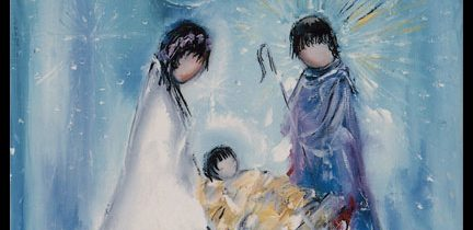 The Nativity Tile