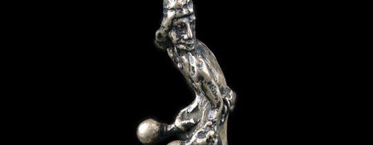Yaqui Deer Dancer Sculpture