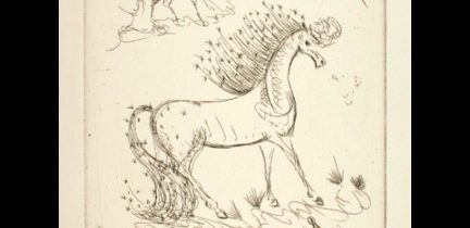 Indian Dream Horse