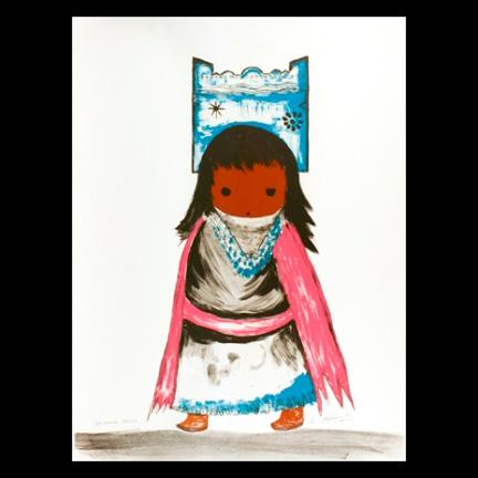 Rio Grande Dancer I